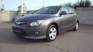 2011 Hyundai I30.Start Up, Engine, And In Depth Tour.