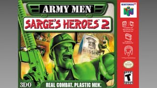 Army Men: Sarge's Heroes 2 - The Fridge (Multiplayer)