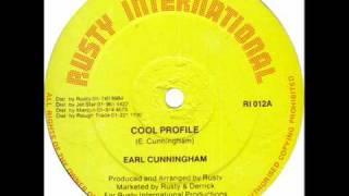 Earl Cunningham - Cool Profile
