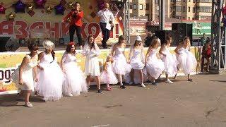 В День города прошли «Битва невест» и «Беби-шоу»