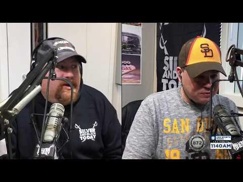 Silver & Black Today Live on CBS Sports Radio - 2/24/19