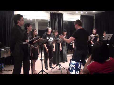 Tenney, James: A Rose is a Rose (Canon); performed by Merle Noir, directed by Mike Edgerton