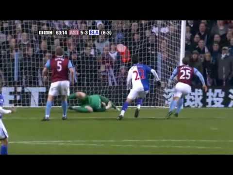 Martin Olsson's Goal vs Aston Villa (League Cup Semi-Final)