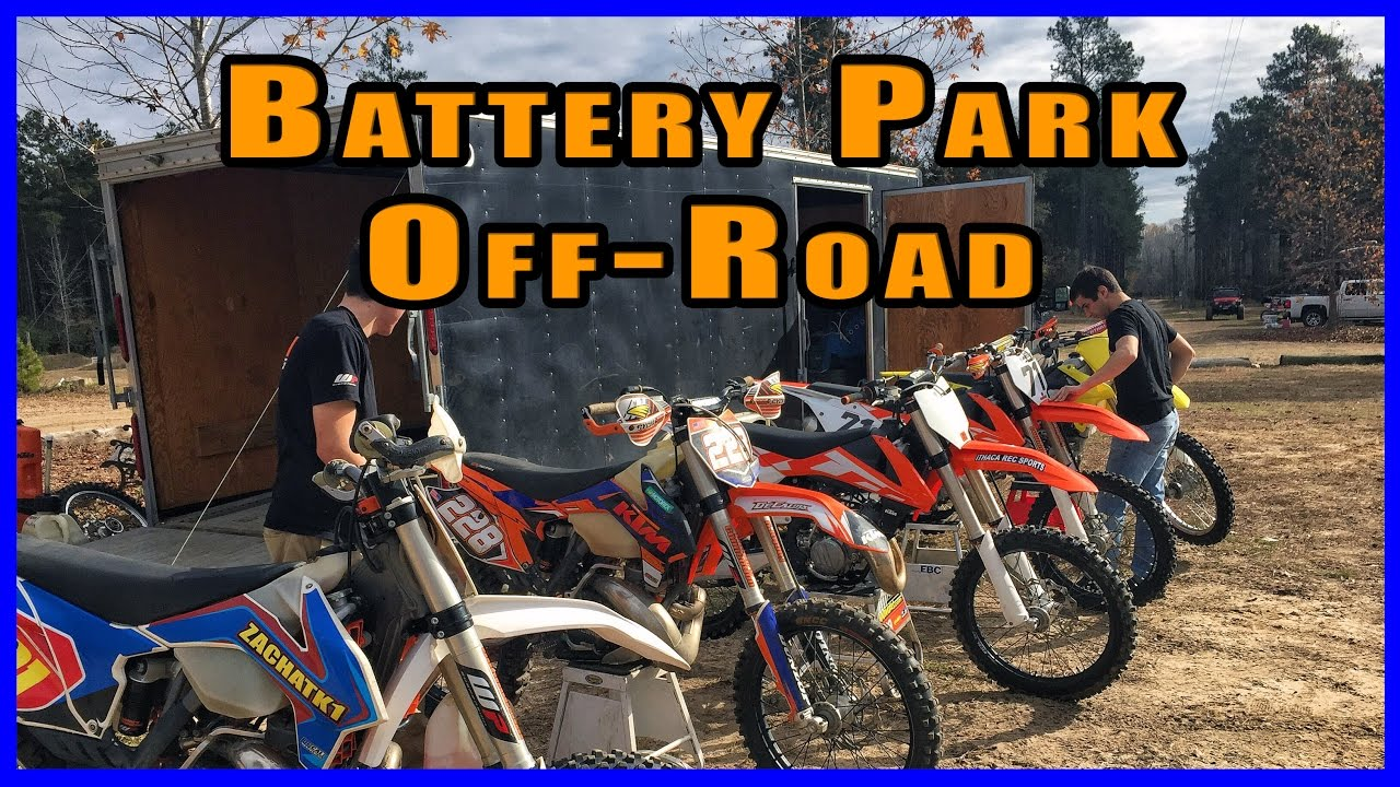 Battery Park Offroad ~ 2015 Road Trip P1 - S6|EP20