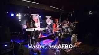 Masterclass AfroReggae par Ludovic N39;HOLLE