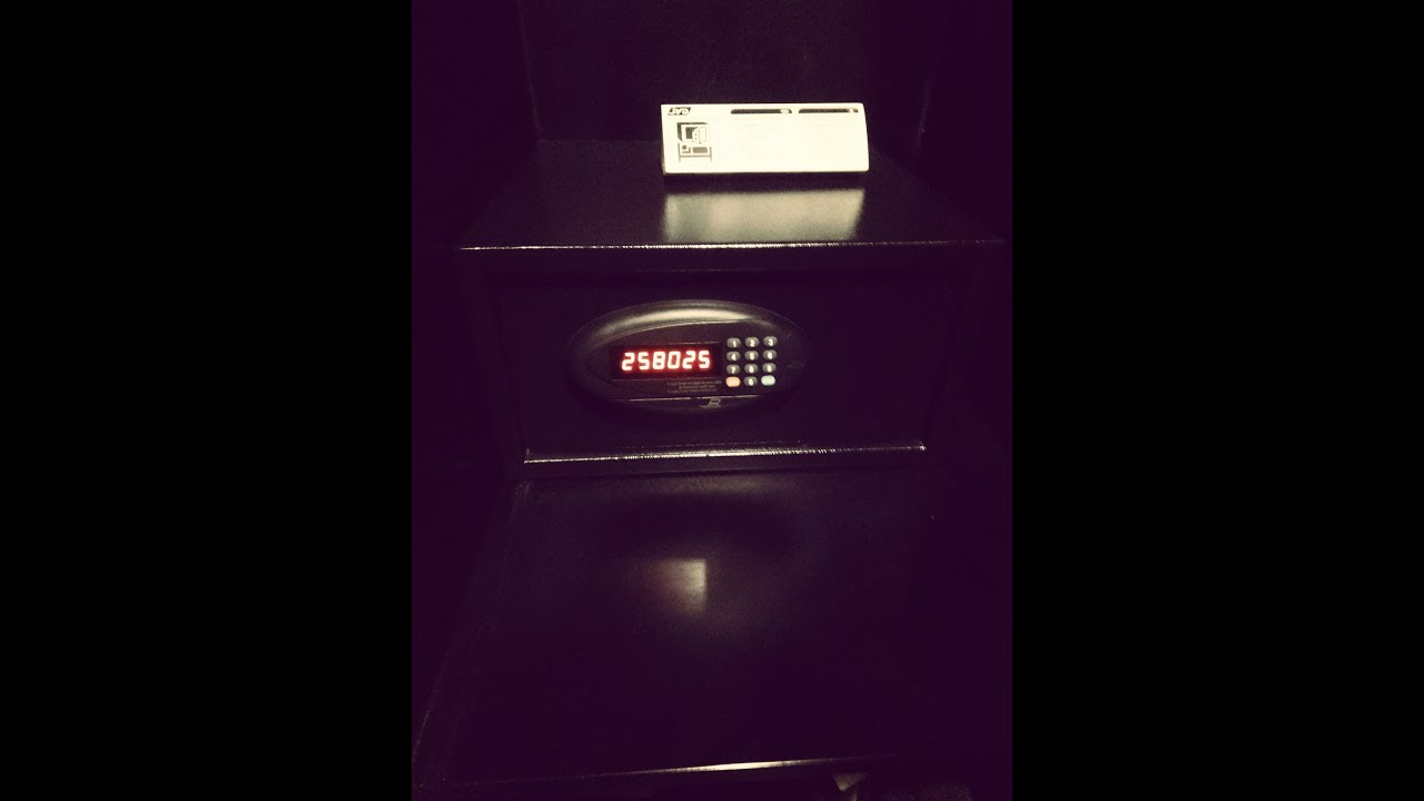 Bangladeshi Hotel room Safety locker system-Long-Beach Hotel Coxs-Baxar