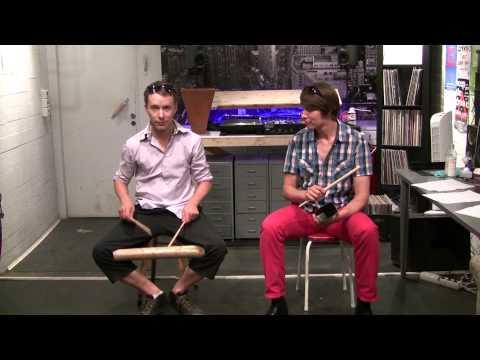 7 - Rumba columbia: clave & catá