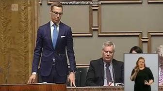 Suomi politiikan parhaat palat