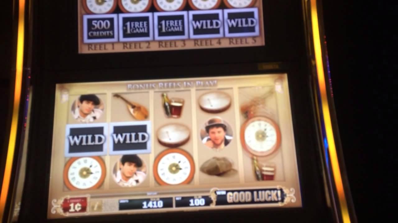 Titanic Slot Machine Bonus