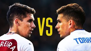 Torreira Sampdoria VS Torreira Arsenal | HD