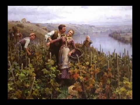 Daniel Ridgway Knight - Paintings
