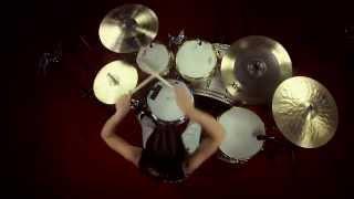 Lindsey Raye Ward - Lana Del Rey - West Coast (Drum Cover)