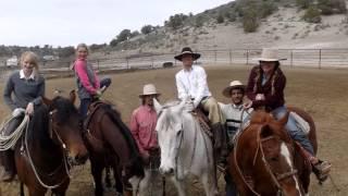 Branding Cows 2015 Warr Land & Livestock Grouse Creek Utah