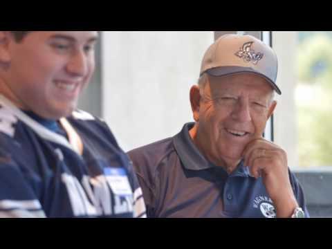 Susan Wagner football's Al Paturzo retires