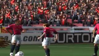 PC Retro FIFA 2003 Gameplay Manchester United vs Manchester City