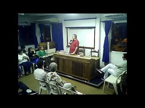 Palestra CEEB: Afrânio Faustino - Bem aventurados os que são brandos e pacíficos