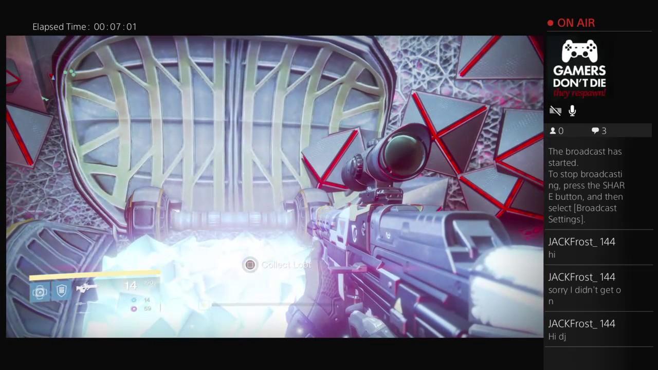 binary code for destiny raid