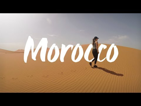 Roadtrip in Morocco | Traveling with GoPro