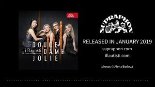 i Flautisti (The London Recorder Quartet) - Douce Dame Jolie (album teaser)