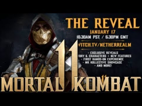 Mortal Kombat 11 - Community Launch Event Details! Characters Reveals + Story! thumbnail