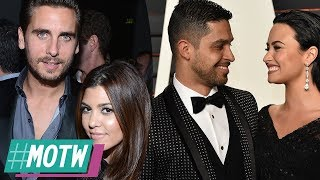 Kourtney PREGNANT With Scotts Baby! Wilmer Valderrama PROPOSING To Demi Lovato! | MOTW