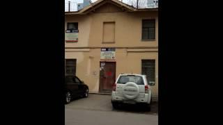 Продажа здания у метро под хостел, клинику, представительство, торговый центр.(Продажа отдельно стоящего двухэтажного здания, 150 метров от ст.м.