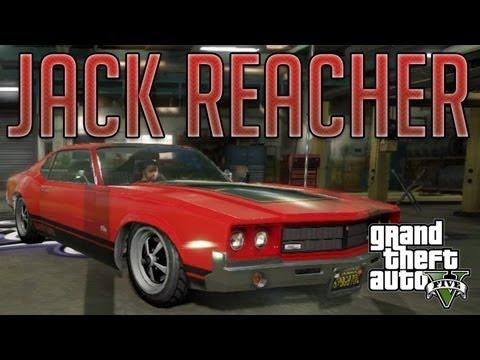 Jack Reacher Movie Car