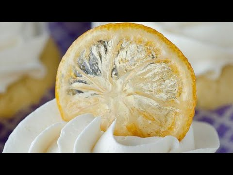 How To Make Candied Lemons