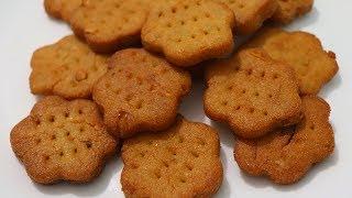 इस तरह से बनाये स्वादिस्ट आटे के बिस्किट जिन्हें बेक करने की जरूरत नहीं है | Atta Biscuit Recipe