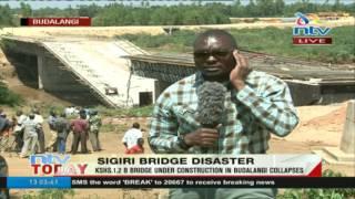 Chinese company takes responsibility of Sigiri bridge collapse