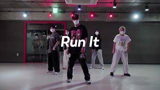 Run It - DJ Snake, Rick Ross, Rich Brian / Jinwoo Choreography