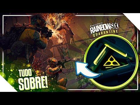 TUDO SOBRE O NOVO RAINBOW SIX QUARANTINE + Novidades da Phantom Sight!! – Rainbow Six: Siege