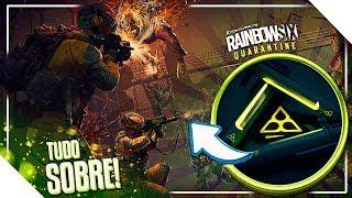 TUDO SOBRE O NOVO RAINBOW SIX QUARANTINE + Novidades da Phantom Sight!! - Rainbow Six: Siege