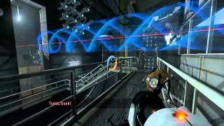Portal 2 PC Gameplay PART 1