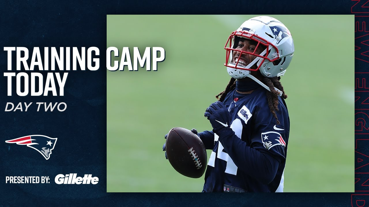 Breaking Down Day 2 of Patriots Training Camp | Training Camp Today 8/13