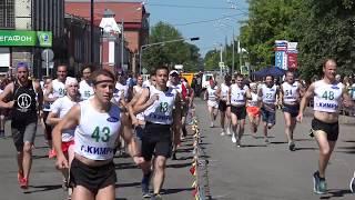XXII традиционный легкоатлетический пробег от 26 мая 2018 года (0+)