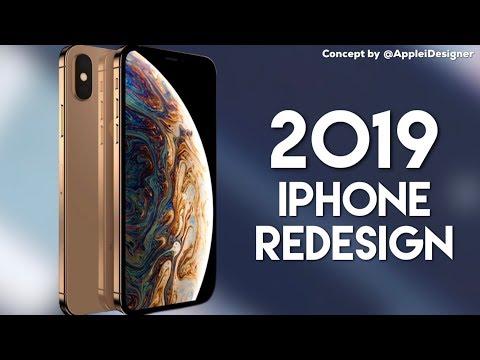 2019 iPhone Design Theories