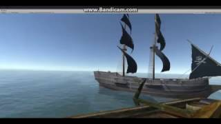 CS 498 VR Project   Age of Sail