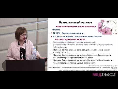 7. Смешанные вагинальные инфекции: нерешенные проблемы и новые пути их решения