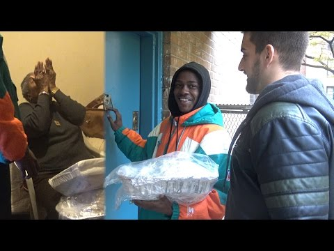 Thanksgiving for those in Need - Charity