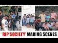 Rip Society Shortfilm Making Scenes   Nabeel Afridi   Warangal Diaries