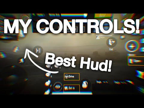 PUBG Mobile Pro Player Controls! (IPhone + Android)