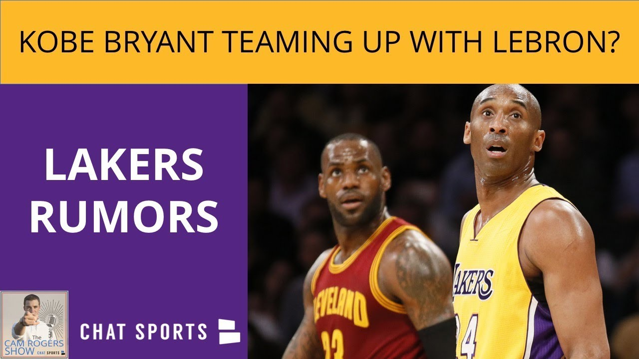 6a15a43ff02e Lakers Rumors  Kobe Bryant Coming Out Retirement