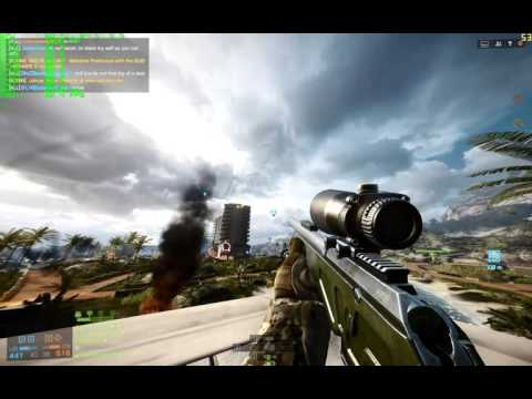 Battlefield 4 - Exede Satellite Internet Test