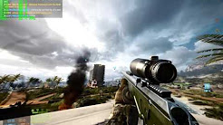 Battlefield 4 - Exede Satellite Internet Test