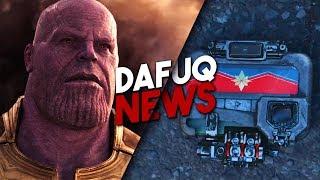 Teorie się sprawdzają! Kapitan Marvel - Analiza scen po napisach!