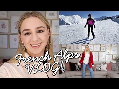 Download Girls Take the French Alps | CHLOE LUKASIAK
