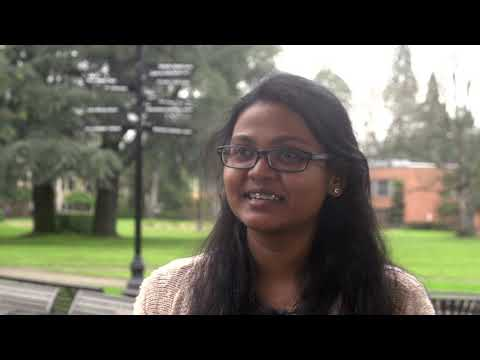 George Fox University - Student Portrait: India