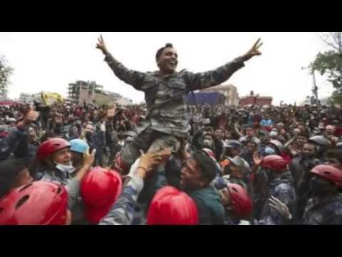 The Sun Will Rise Again - A Song For Nepal - Gaurav Dagaonkar