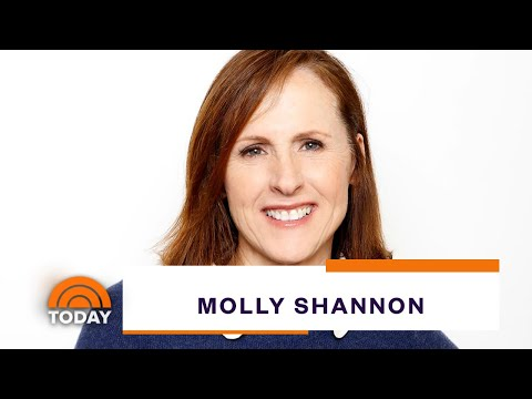 Molly Shannon Talks Serious, New Role In 'Wild Nights With Emily ...